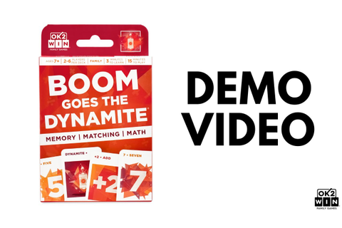 BOOM GOES THE DYNAMITE game 3-minute demo video - YouTube