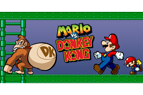 Mario vs. Donkey Kong | Game Boy Advance | Games | Nintendo