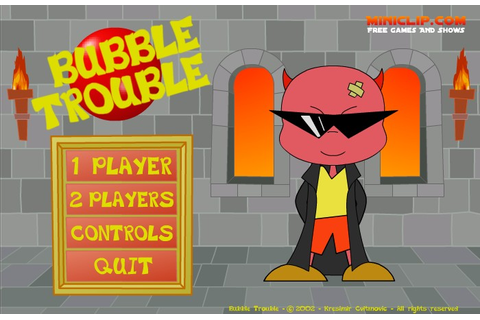 Bubble Trouble Hacked (Cheats) - Hacked Free Games