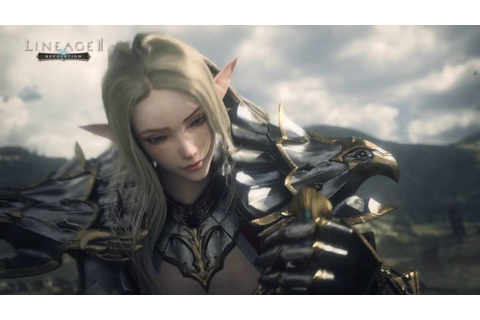 [Lineage II: Revolution] Cinematic video Released - YouTube