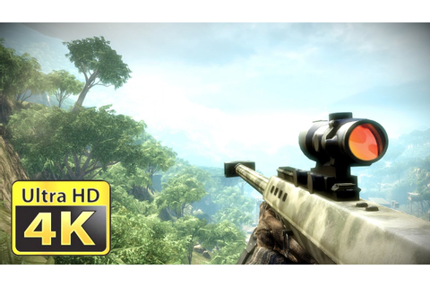Battlefield Bad Company 2 : Old Games in 4K - YouTube