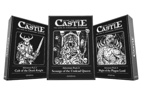Escape the Dark Castle: The Legend Grows... by Themeborne ...
