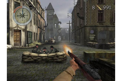 Medal of Honor - Frontline (Europe) (En,Es,It) ISO