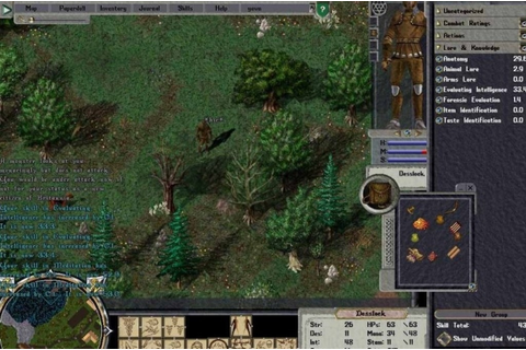 Ultima Online: Lord Blackthorn's Revenge обзор, Ultima ...