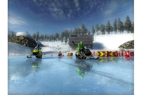 Ski-Doo Snowmobile Challenge › Games-Guide