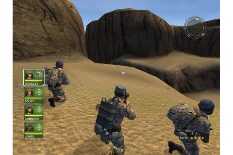 Conflict Desert Storm Free Download - Ocean Of Games