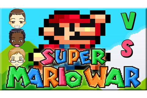 Super Mario War Wii (Versus) - YouTube