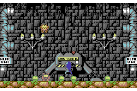 Creatures 2: Torture Trouble - Commodore 64 Game / C64 ...