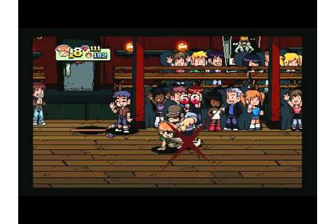 Scott Pilgrim Contre le Monde (Jeu Playstation 3) - Images ...