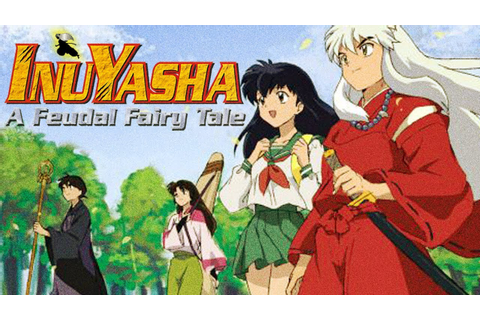 INUYASHA A FEUDAL FAIRY TALE PS1 - YouTube