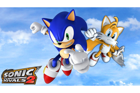 Sonic Rivals 2 (PSP) [4K] - Sonic & Tails' Story (Sonic ...
