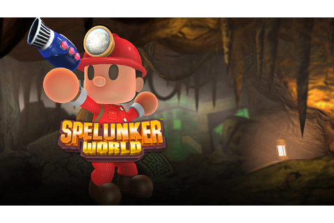 Spelunker World Game | PS4 - PlayStation