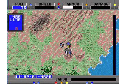 How about a game of StarFlight for the Genesis Episode 2 ...