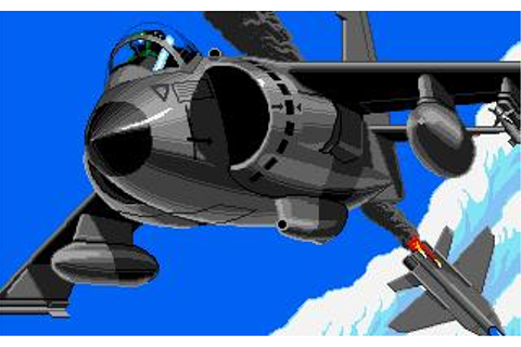 Operation Harrier Download (1990 Simulation Game)