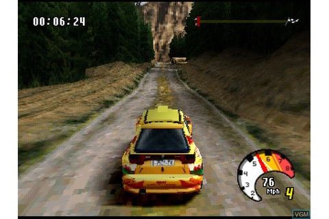 Mobil 1 Rally Championship for Sony Playstation - The ...