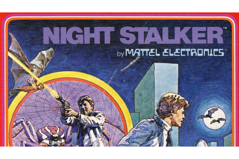 Classic Game Room - NIGHT STALKER review for IntelliVision ...