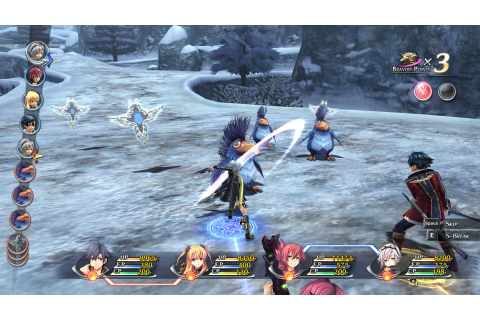 The Legend of Heroes: Trails of Cold Steel II - Screenshot ...