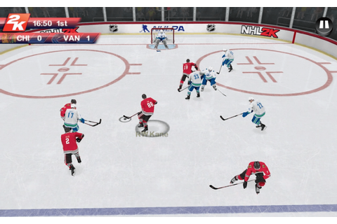 2K Games releases NHL 2K for iOS and Android - 9to5Toys