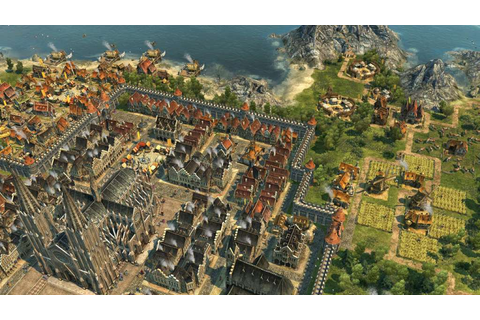 Anno 1404 Gold (Dawn of Discovery Gold) Steam Gift ...