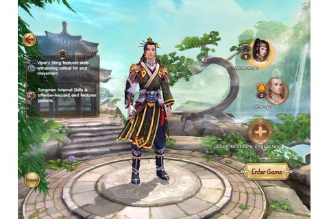 Age of Wushu Dynasty Review: Mastering the Art of Mobile ...