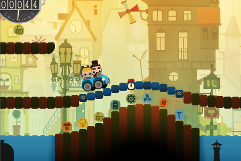 Simogo Releases Trailer For Quirky Platformer, Bumpy Road ...