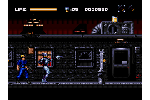 RoboCop vs The Terminator Game Download | GameFabrique