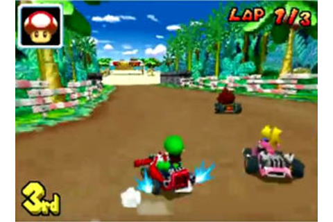 Mario Kart DS Review |BasementRejects