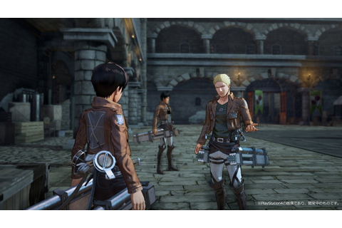Attack On Titan Game Free Download PC | Download Free PC ...