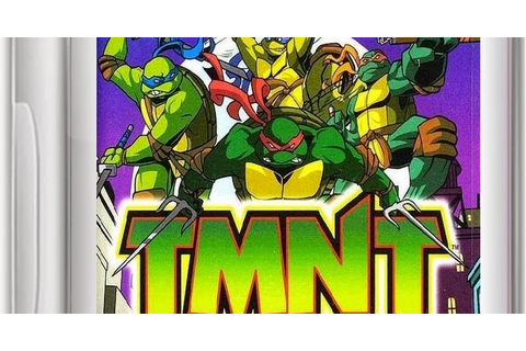 Teenage Mutant Ninja Turtles Mutant Melee Game Free ...