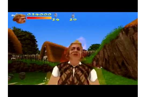 Asterix & Obelix: Take on Ceasar [PS1] - (Walkthrough ...