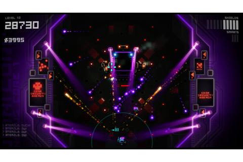 Classic Arcade Shooter Ultratron Is Inserting Credits On ...