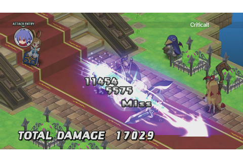 Disgaea D2- A Brighter Darkness Review Screenshot 3 ...