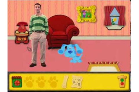 Blue's Clues: Blue's Treasure Hunt Part 2 - YouTube