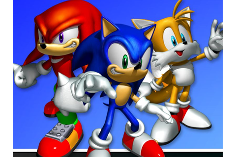 Sonic Heroes Windows, XBOX, PS2, GCN game - Mod DB
