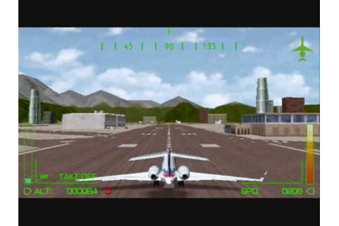 Pilot academy PSP gameplay - YouTube
