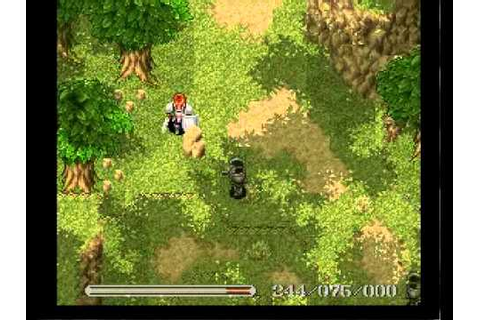 Ys V: Kefin, Kingdom of Sand (Super NES) with commentary ...