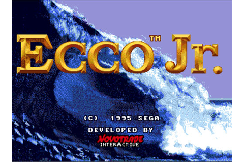 Download Ecco Jr. Full PC Game