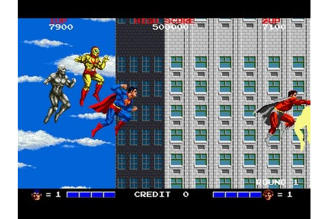 Is It Worth Playing ?? Superman The Arcade Game From 1988 ...
