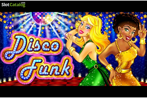 Disco Funk Slot ᐈ Claim a bonus or play for free!