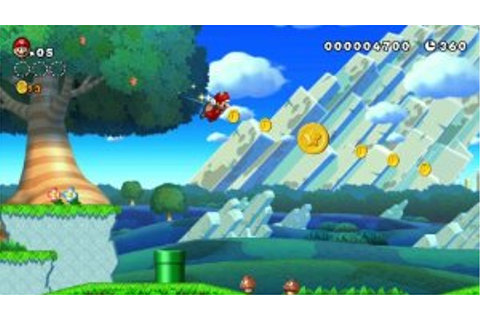 New Super Mario Bros. U: Amazon.de: Games