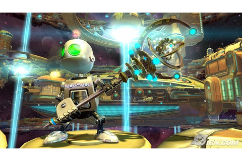 Ratchet & Clank Future: A Crack in Time - IGN.com