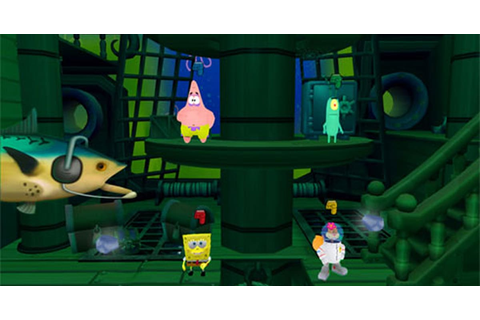 This Wednesday: SpongeBob gives XBLA 'Underpants Slam!'