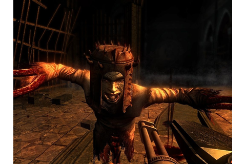 Clive Barker's Jericho Screenshots | GameWatcher