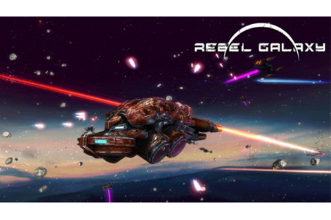 Rebel Galaxy Game | PS4 - PlayStation