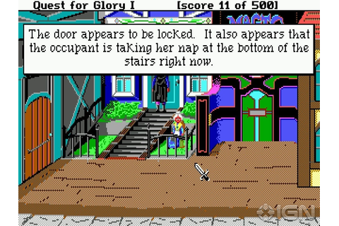 Quest for Glory (Collection Series) Screenshots, Pictures ...