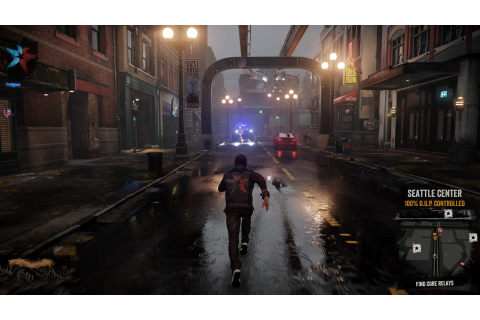 New Infamous: Second Son In-Game GIF & Screenshots Show ...