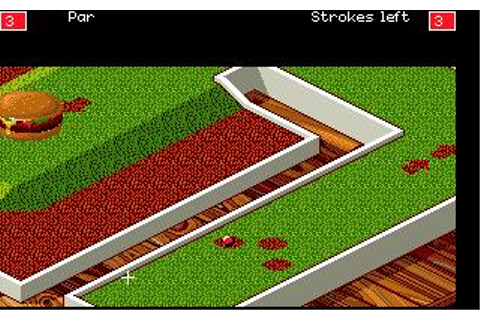 Zany Golf Download (1988 Amiga Game)