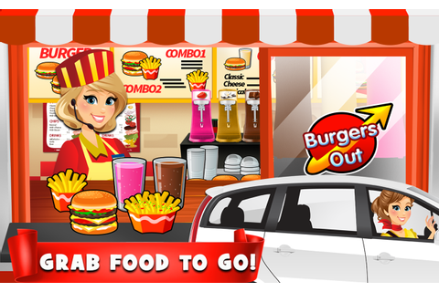 Amazon.com: Drive Thru Simulator - Kids Fast Food Games ...