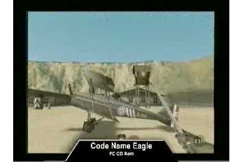Codename Eagle - Official Trailer - YouTube