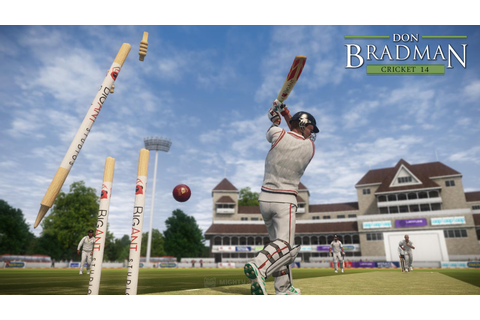 Don Bradman Cricket 14 PC Game Highly Compressed 570 MB ...